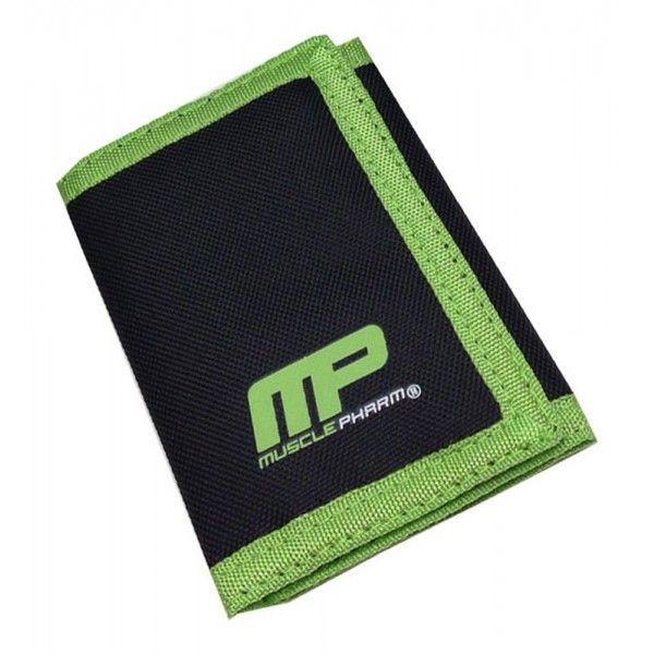 MUSCLEPHARM Бумажник на липучке Velcro Wallet
