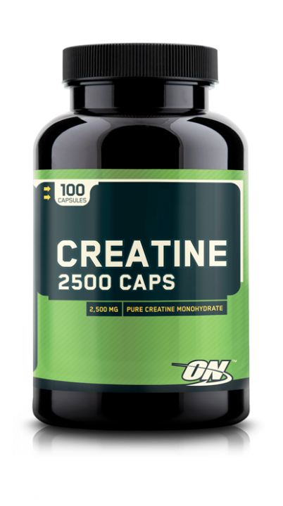 OPTIMUM NUTRITION Creatine 2500 mg 100капс.