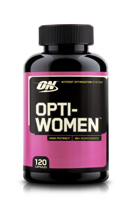 OPTIMUM NUTRITION Opti - Women 120 капс. скл 2 1-2дня