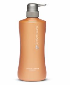 Увлажняющий шампунь для придания волосам гладкости, большой объем