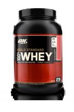 OPTIMUM NUTRITION 100% Whey Protein Gold standard 2 lb (907гр.)