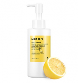 Mizon vita lemon sparkling peeling gel 150ml - Пилинг для лица