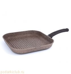 Сковорода - гриль TimA Art Granit АТ-7128 28х28см (код 65)