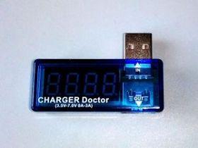 USB Измеритель Тока Напряжения