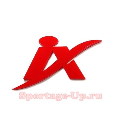 """Стилизованная плоская надпись """"IX"""", D&D, 40х66мм"""