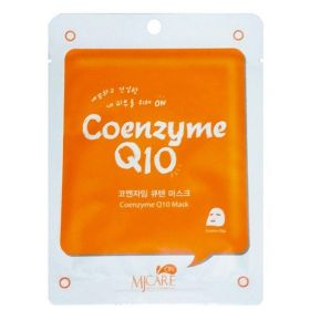 Mijin Care Coenzyme Q10 MaskМаска тканевая с коэнзимом