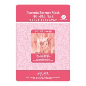 MJ CARE Essence Mask Placenta-тканевая маска с плацентой .