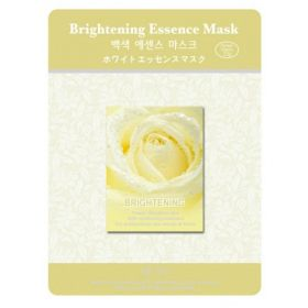 MJ CARE Brightening Essence Mask-Тканевая маска осветляющая.