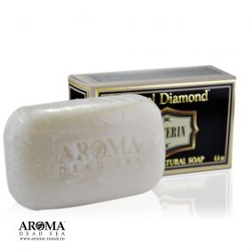 Глицериновое мыло Aroma Dead Sea с минералами Мертвого моря