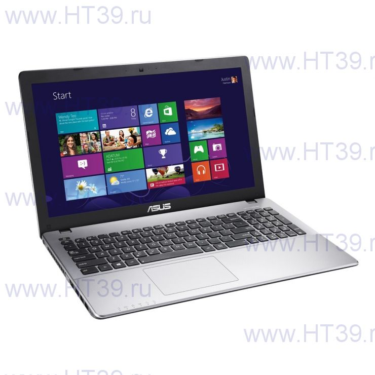 "Ноутбук Asus X552LDV (Core i3 4030U 1900 Mhz/15.6""/1366x768/4.0Gb/1000Gb/Без оптического привода/NVIDIA GeForce 820M/Wi-Fi/Bluetooth/Win 8 64)"