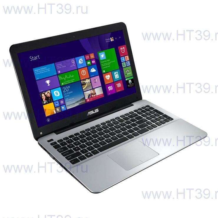 "Ноутбук Asus 15.6"" HD K555La - i5-5200U (2.2)/6G/1T/Int:Intel HD 5500/DVD-SM/BT/Win8"