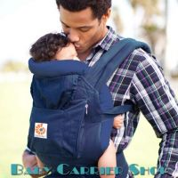 ERGO Baby CARRIER ORGANIC COLLECTION Bundle of Joy Twill Navy BCII12TOMNL