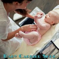 ERGO Baby CHANGING PAD Galaxy Grey CP2EP