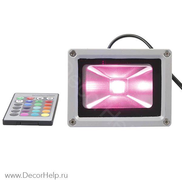 Прожектор светодиод.10Вт