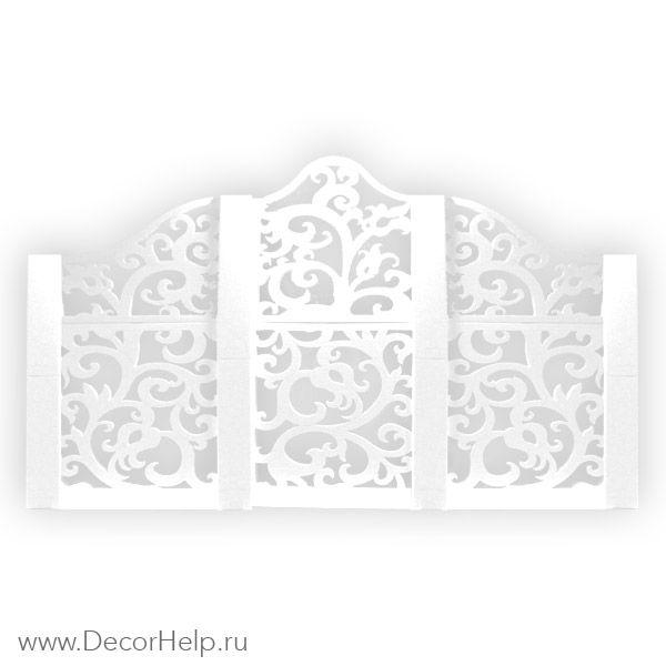 Свадебная стеночка ажурная Ширма ST007