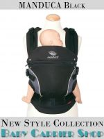 Слинг-рюкзак MANDUCA Baby And Child Carrier Эргорюкзак для переноски малышей «Black NewStyle» [Мандука слингорюкзак Черный]