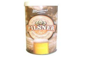 Muntons Premium Pilsner (1,5 кг)