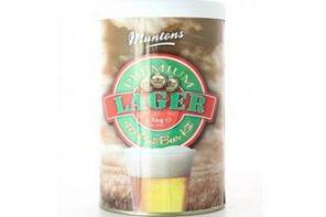 Muntons Lager (1,5 кг) в наличии