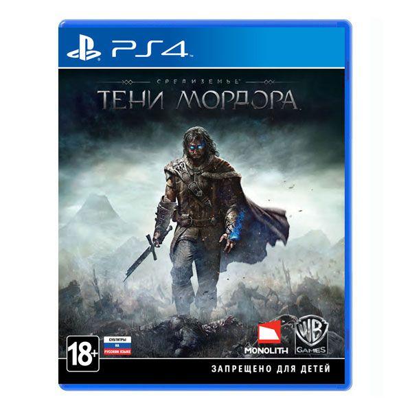 Игра Средиземье : Тени Мордора (PS4)