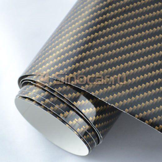 2D-Карбон Золото-черный