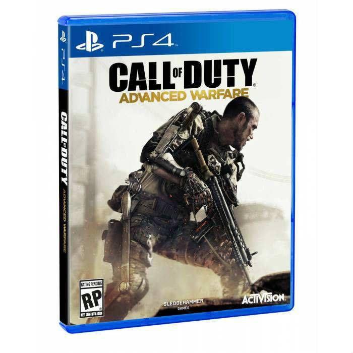 Игра Call of Duty Advanced Warfare (PS4)