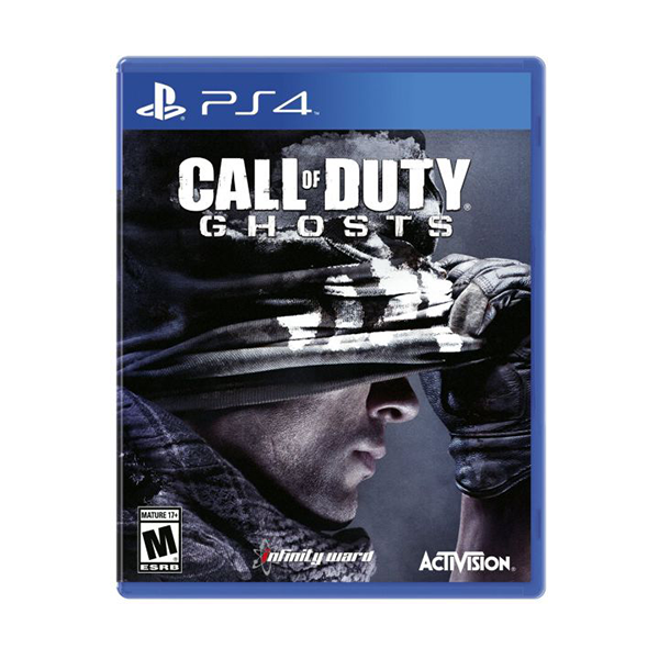 Игра Call of Duty Ghosts (PS4)