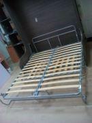диван со шкафом и кроватью