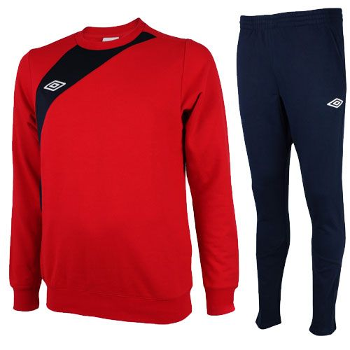 Umbro Superior training poly suit