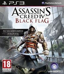 Игра Assassins Creed IV Черный Флаг (PS3)