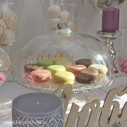 Тортница с крышкой для конфет, пирожных, торта (candy bar)