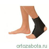 Бандаж на голеностопный сустав на шнуровке Т-8608/1