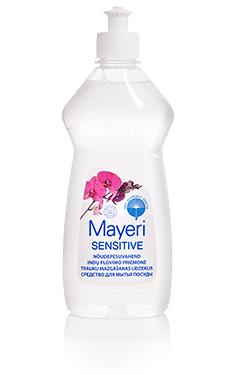 Средство для мытья посуды Mayeri Sensitive 450ml