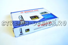 Комплект ксенона h4 DC Bosch (Dsb) 4300k 5000k 6000k 8000k