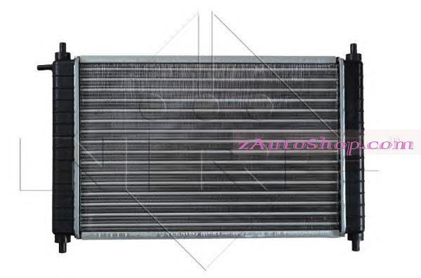 Радиатор охлаждения DAEWOO MATIZ (KLYA;M100) 98 - 01