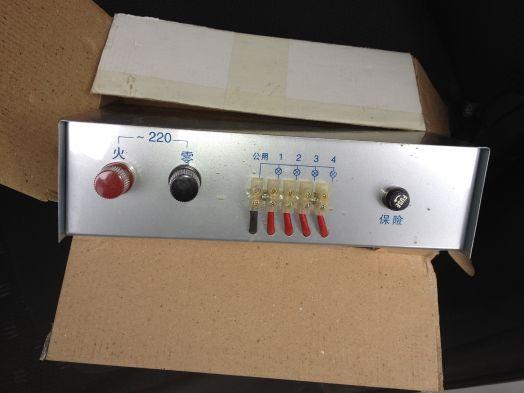 Контроллер светодинамики для неона 4 канала по 2000 Вт (200 метров 12 трубки на канал)