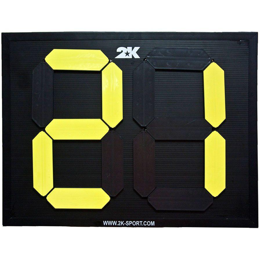 Табло замен игроков 2K Sport