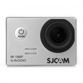 Экшн-камера SJCAM SJ5000 (серебристый) УЦЕНКА