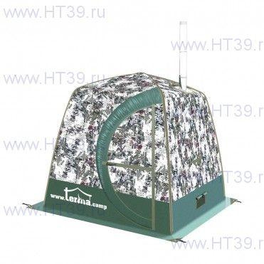 Мобильная баня ТЕРМА - 10 (печь Алтай)