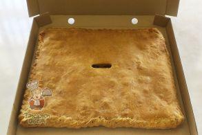 Пирог с яблоками (2,2 кг.)
