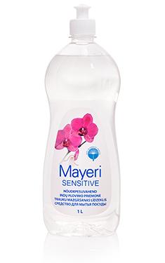 Средство для мытья посуды Mayeri Sensitive 1.0l