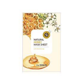 The Saem Natural Honey Mask Sheet 21ml - Маска тканевая с экстрактом меда