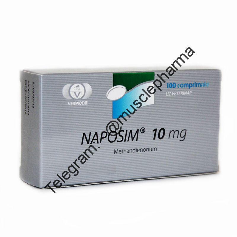 NAPOSIM (МЕТАНДИЕНОН). 100 таб. по 10 мг.