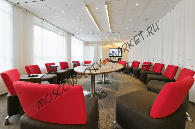 Конференц зал Eurek@ в Центральном Ядре