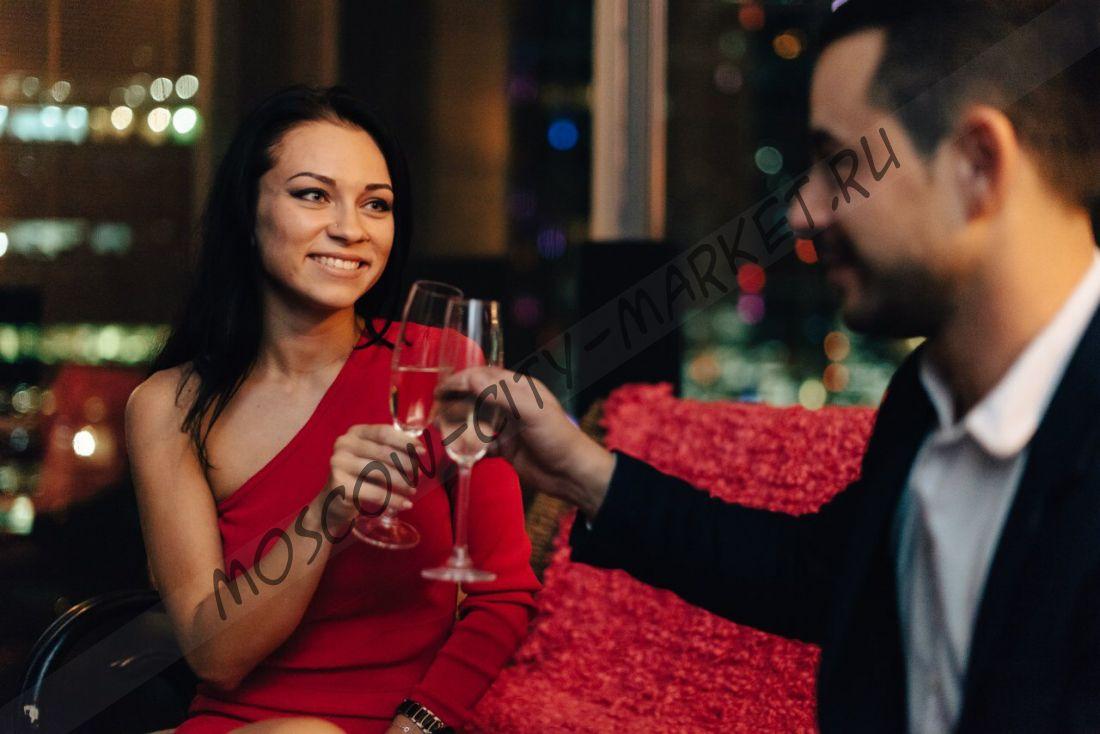 Романтическое свидание Effect Love с фотосессией и живой музыкой