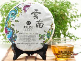 "Шен пуэр Чи Цай ""Цинь Фен Сян"" 2012г, 200гр."