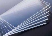 Стекло экструзионное прозрачный акрил plexiglas, 3мм