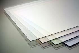 Пэт (полиэтилентерефталат) пэтг vivak clear прозрачный, 0,7мм