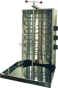 Аппарат шаурма электрический с ручным приводом Сахара