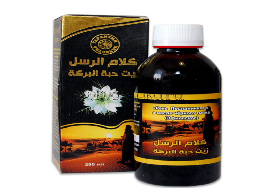 Масло черного тмина «Эфиопское» 125мл (шт)