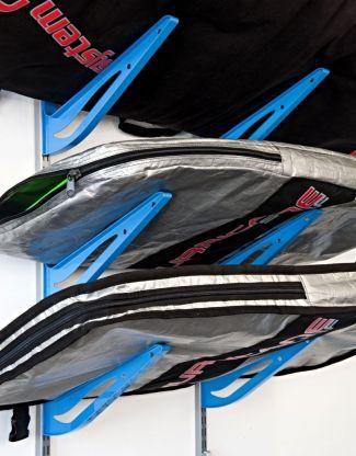 Набор кронштейнов для хранения сноубордов GSH110
